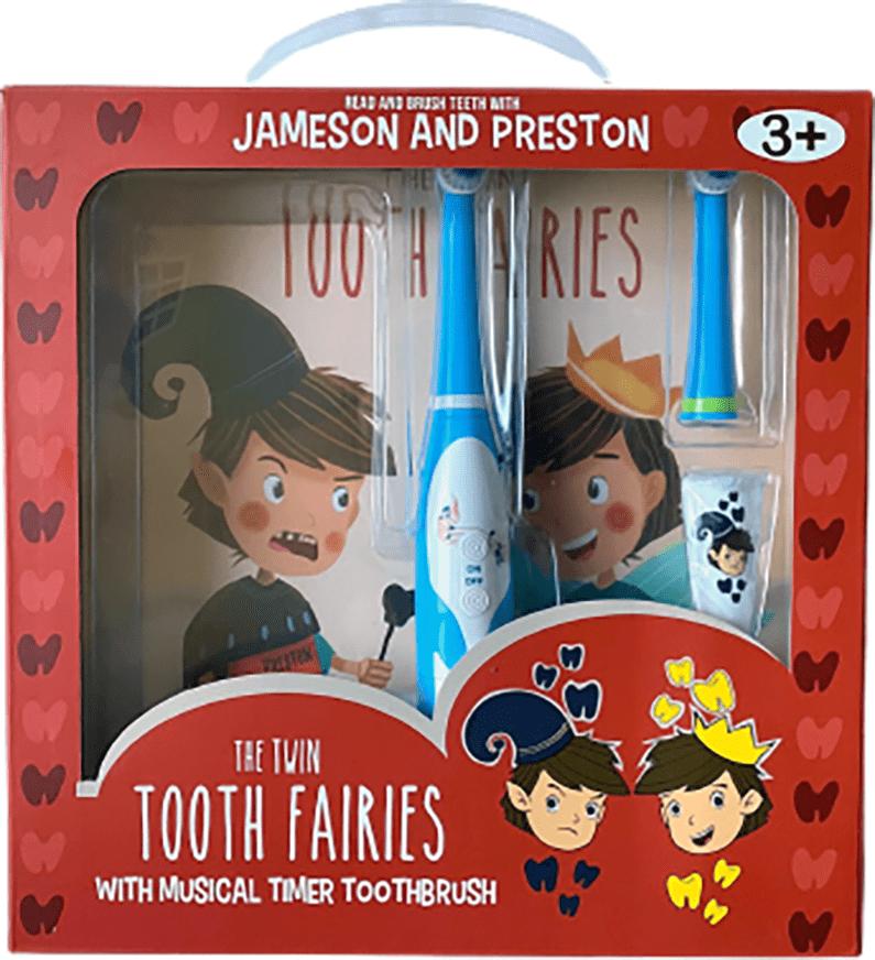 Twin Tooth Fairies Musical Timer